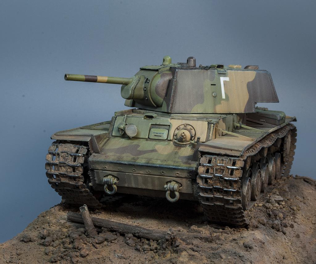 КВ-1 Ленинградский фронт 1942г - Страница 2 2lwov0n