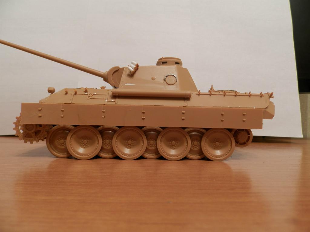 PzKpfw V «Panther» ausf.D 2m0en5