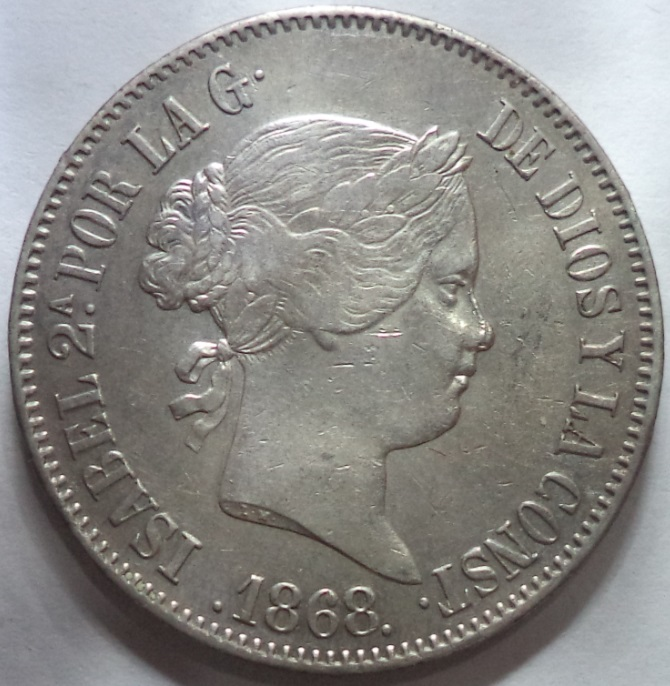 Monedas Españolas de las Filipinas 2m6phfp