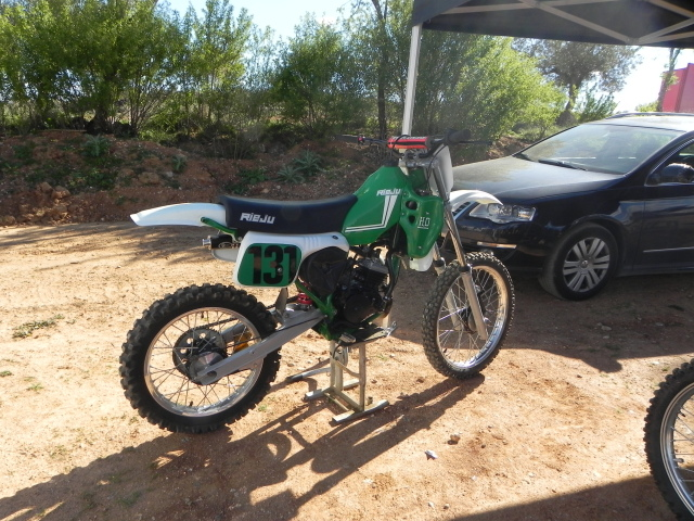 Campeonato Motocross 80cc - 2018 2mdf145