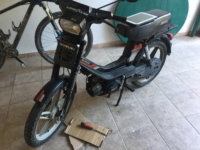 Mi Suzuki Maxi S Preparacion. 2mqqn3p