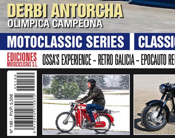 Derbi Antorcha en Motociclismo Clásico 2n6810y