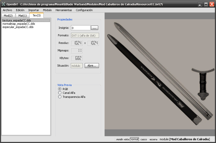 Tutorial - Pasos para crear tu item (.obj-.md3) 2nvqa6s