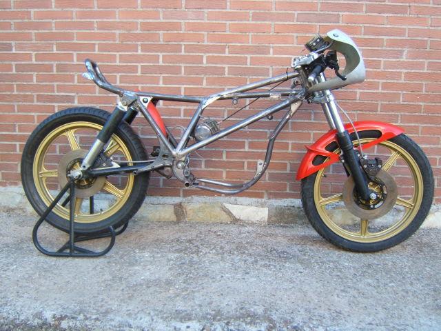 "Bultaco Streaker 350 ""Agua"" 2po83tj"