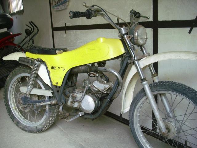 Otra Torrot Mustang 2q3no7d