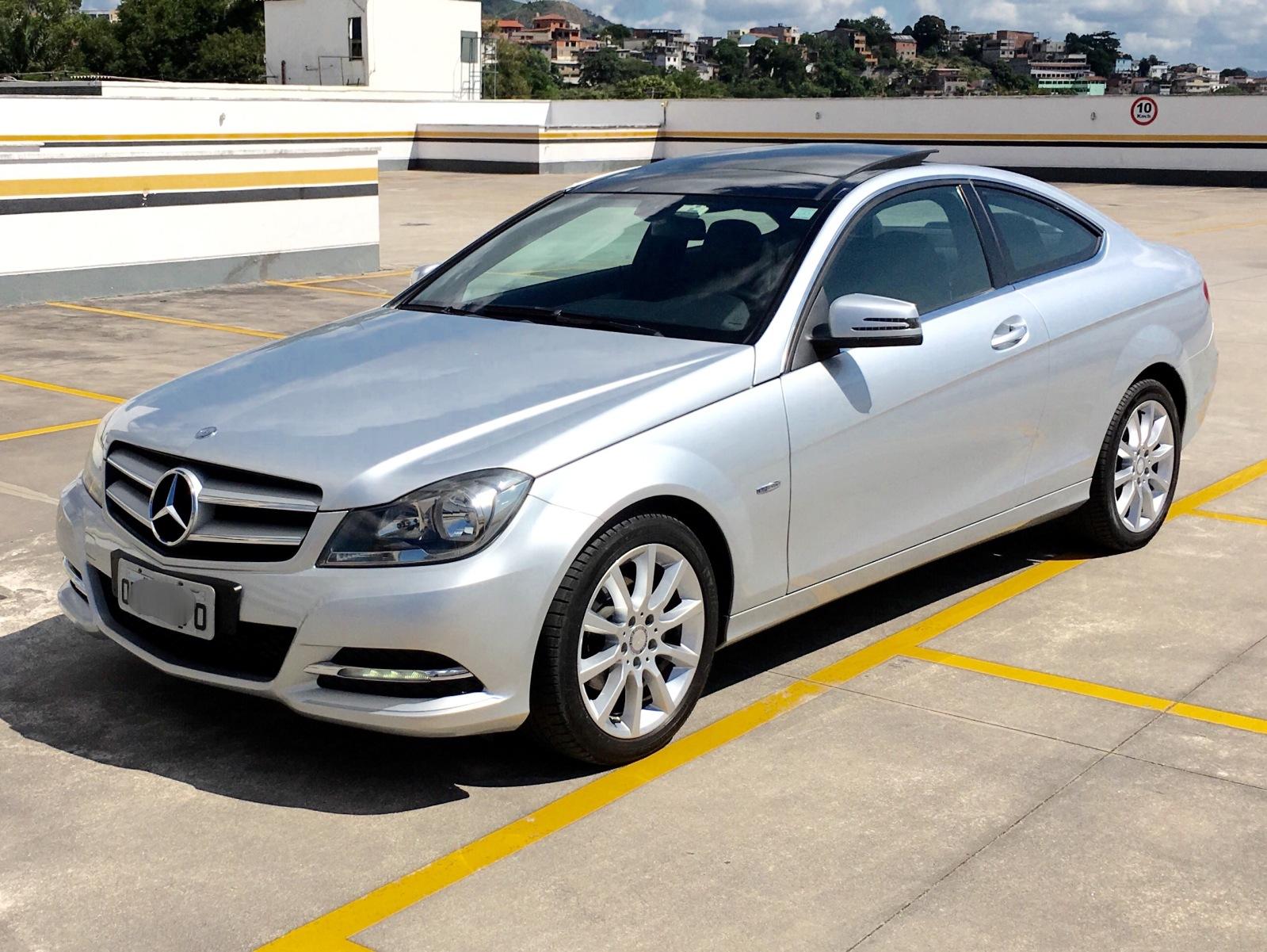 C180 - (VENDO): C204 - C180 coupé 11/12 - R$68.000,00 2rotkcw