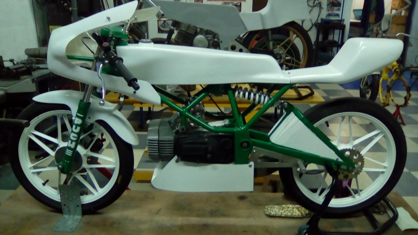 Motor Derbi RAN 2s0zo61
