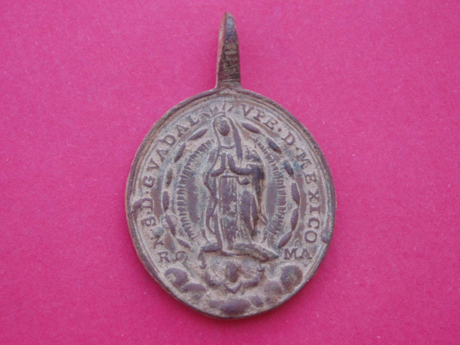 Virgen de Guadalupe de México / Corazón de María (MAM) 2u58aa1