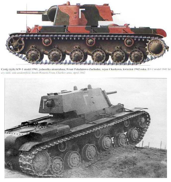 КВ-1 Ленинградский фронт 1942г 2u5g7xs