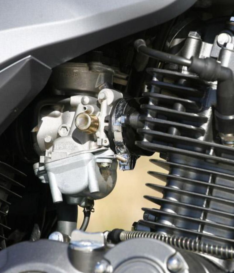 Carburador rkv 125 2u9ij44