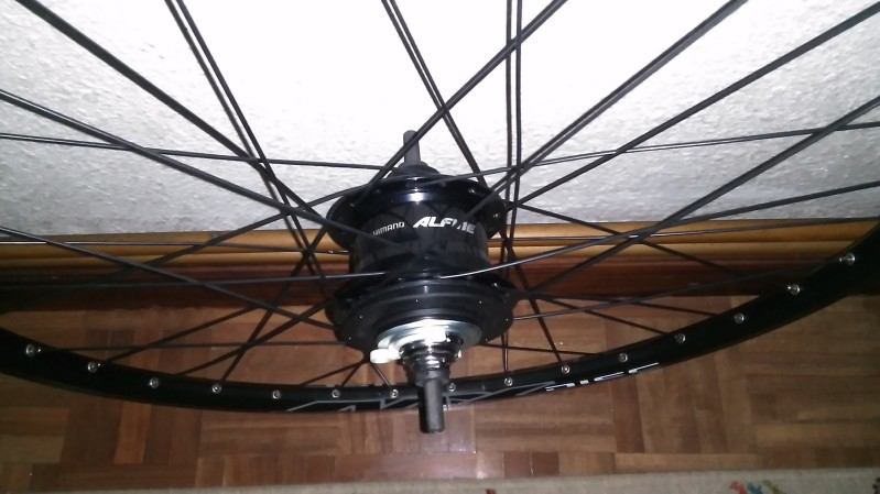 Motor central Bafang BBS02, Luces y sombras 2uek60m