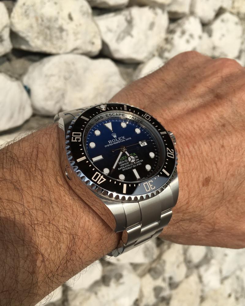 Présentation de la Rolex 116660 SDDS D-Blue James Cameron 2ugjwp0