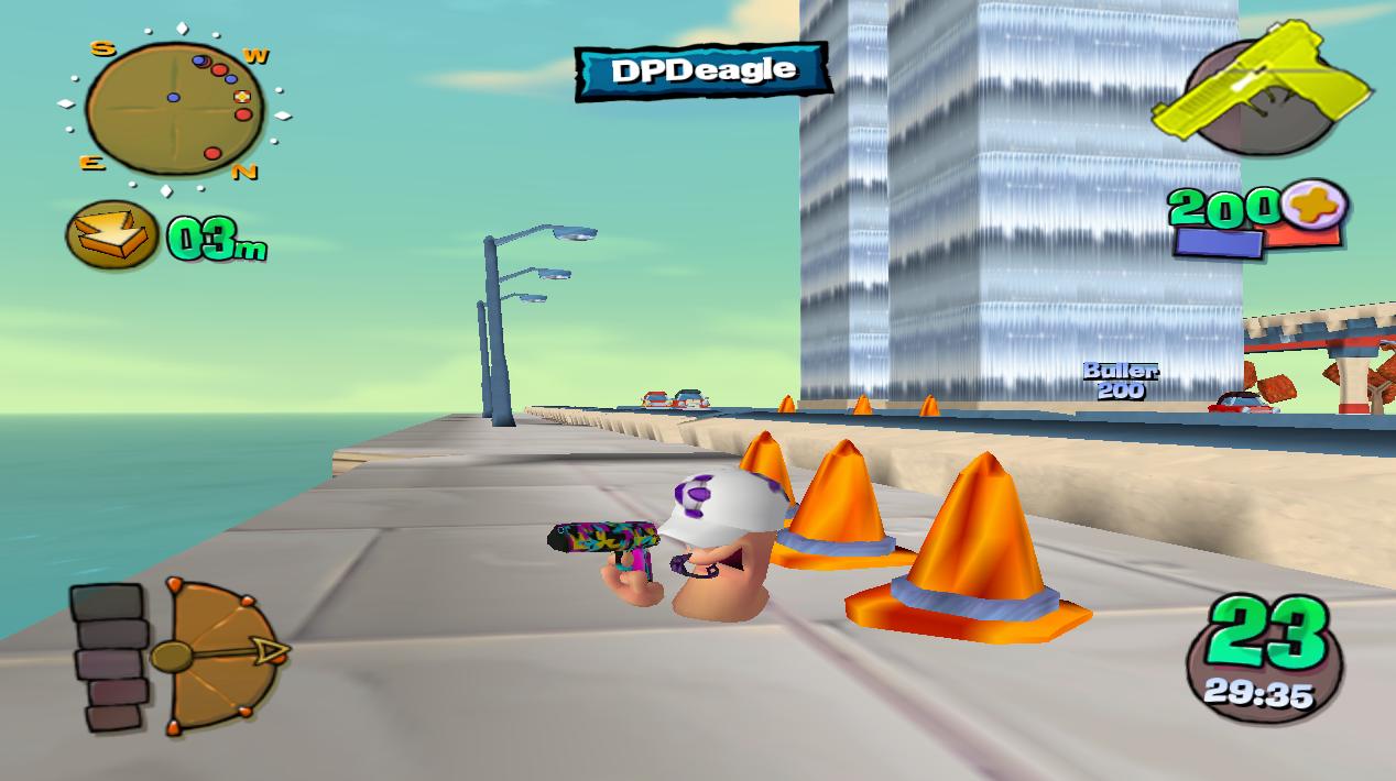 Worms 4 Mayhem Tweaking Mods - Portal 2uswr3t