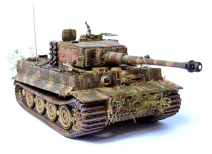Petra, il mio Tiger I 2uz3uhh