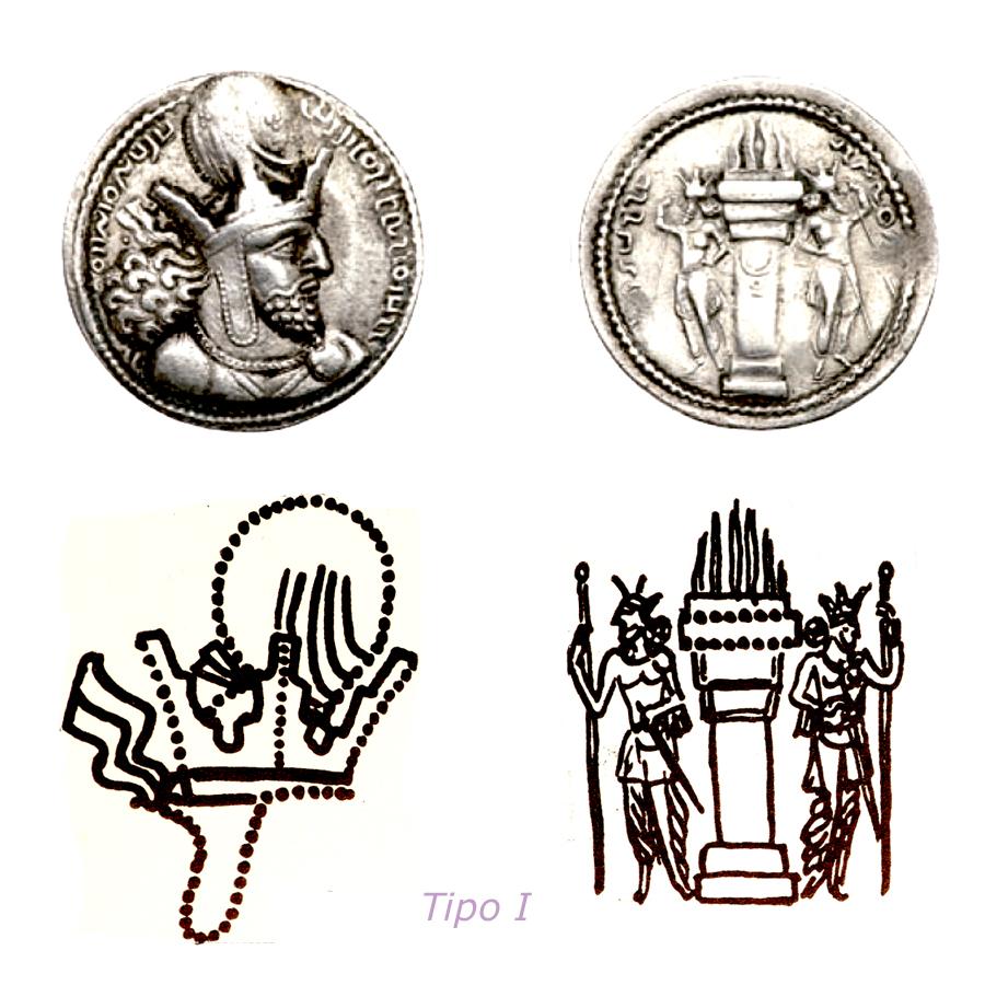 Las coronas de los shas de Persia. 2uz55io