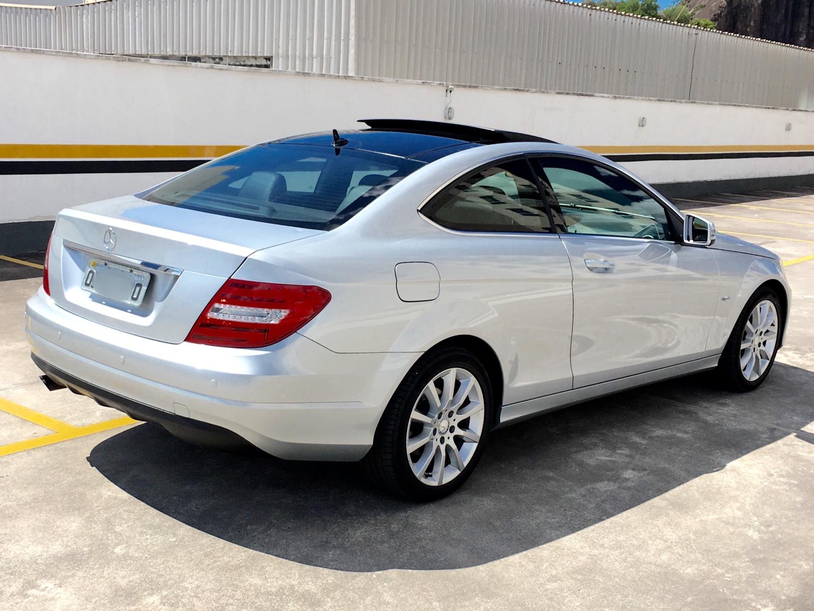 C180 - (VENDO): C204 - C180 coupé 11/12 - R$68.000,00 2v01wra