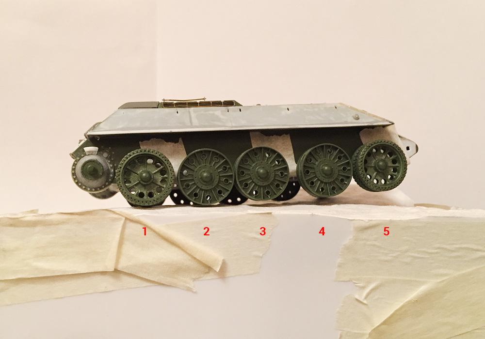 T-34-76 ICM 1/35 - Страница 3 2v0ygww