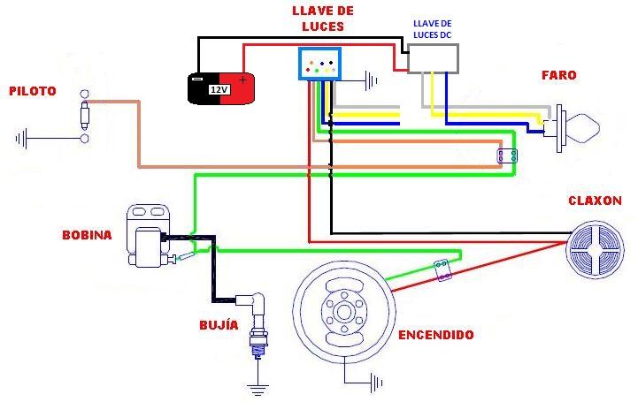 Mis inventos con la iluminación  ( Luz delantera para la moto ) 2vl5vt1