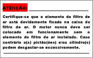 Carburador - Limpeza do Filtro de Ar Lavável - Procedimento para YBR e Factor c/ Carburador 2vmhl5h