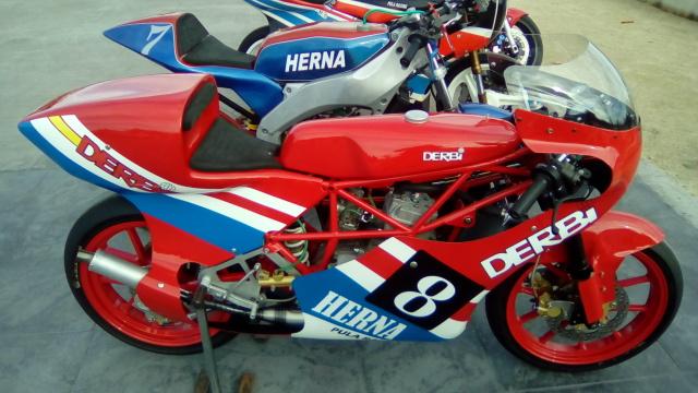 Replica Derbi 125 Moto Herna 2whf721