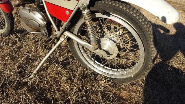 Fotografías Bultaco Chispa 2wod2s0
