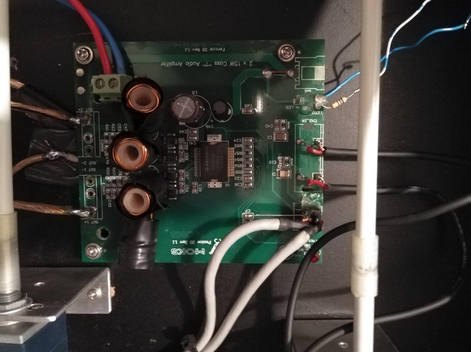 fenice - Primo consiglio su amplificatore hi fi classe T - Fenice 20 - Tripath 2024  2z8s3va