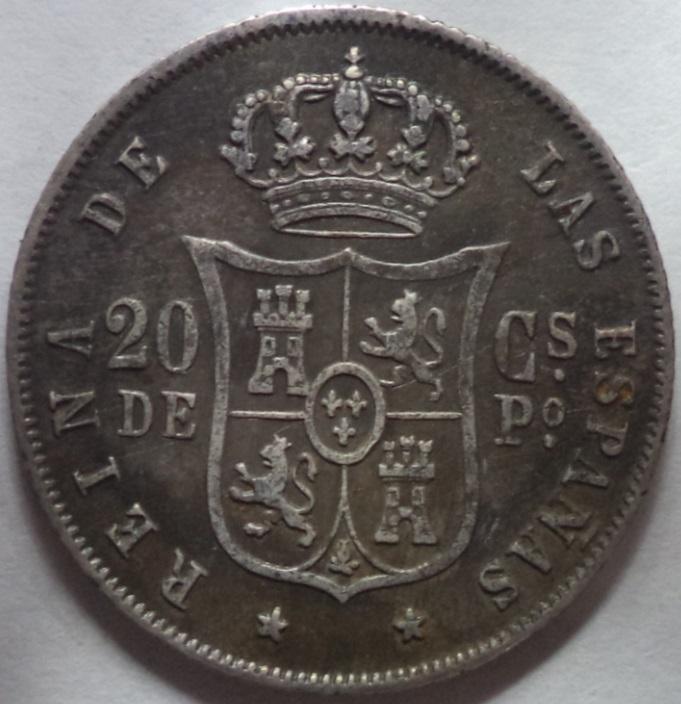 Monedas Españolas de las Filipinas 2zqzed2