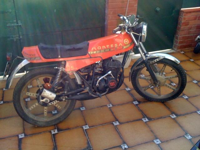 crono - Montesa Crono 75 2zzm546