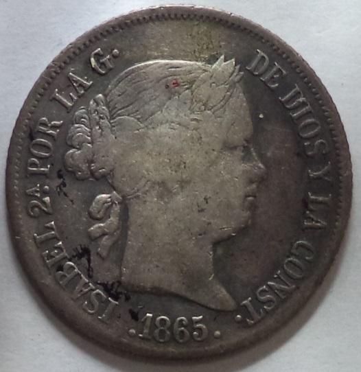 Monedas Españolas de las Filipinas 30ijciv