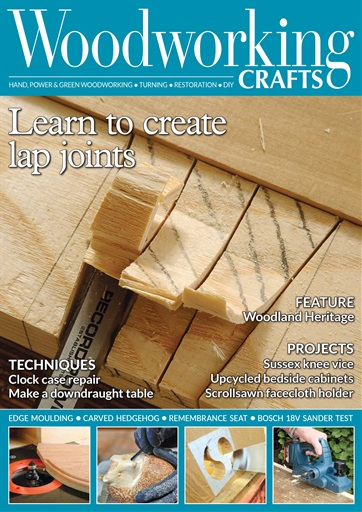 Woodworking Crafts 54 July 2019