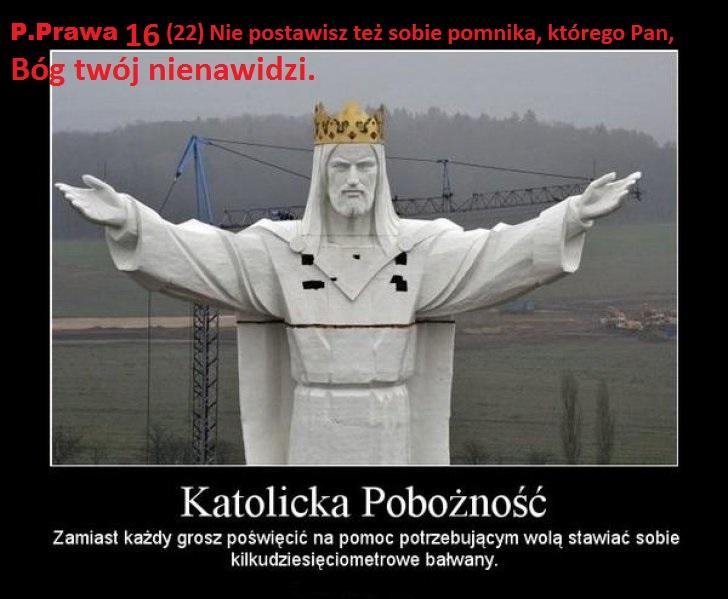 Bałwochwalstwo, którego Bóg nienawidzi! 314pctz