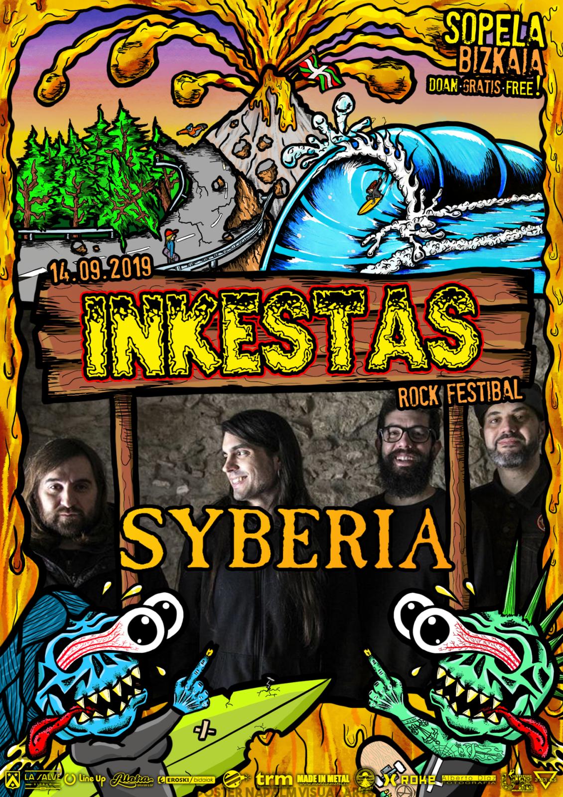 INKESTAS ROCK FESTIBAL 2019 315yec6