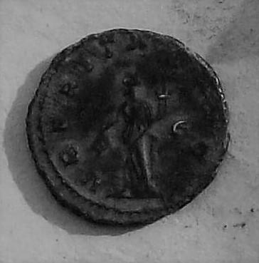 Antoniniano de Galieno. VBERITAS AVG. Roma 316nl06