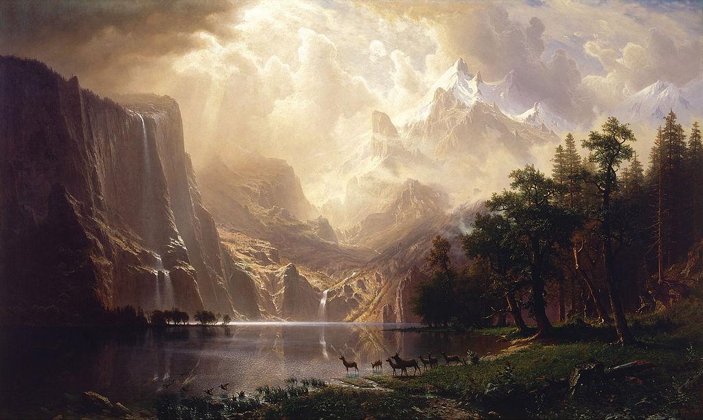 Pinturas de las Montañas Rocosas 33xvtjq