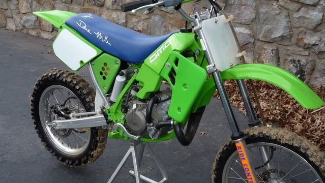 Kawasaki KX 80 1987 > Restauracion 33y0ztc