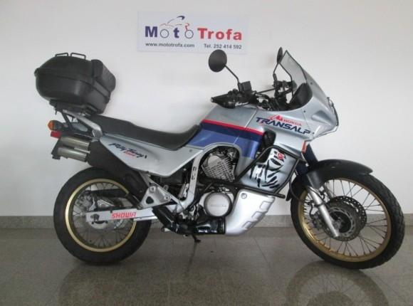 A minha Transalp XL600V 2009 (Honda 50th Anniversary Edition) 34fz60i