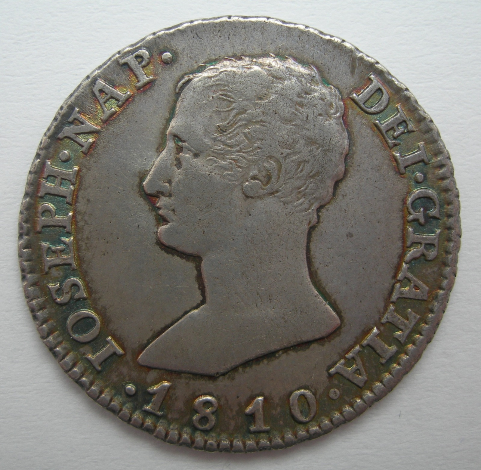 4 reales Jose Napoleon 34pdzx1