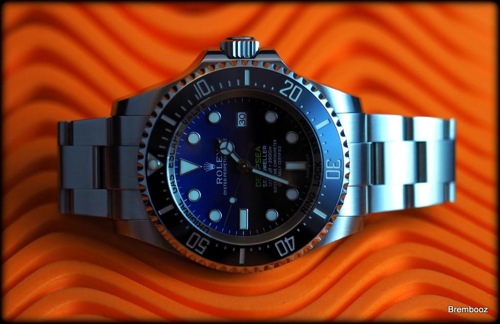 Dweller - Présentation de la Rolex 116660 SDDS D-Blue James Cameron 35c30uh