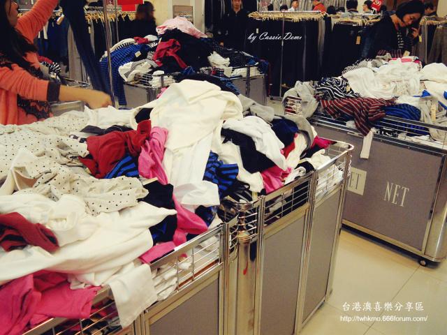 【服飾 | 台北】NET出清拍賣-內湖 (至4月底) 4szog3