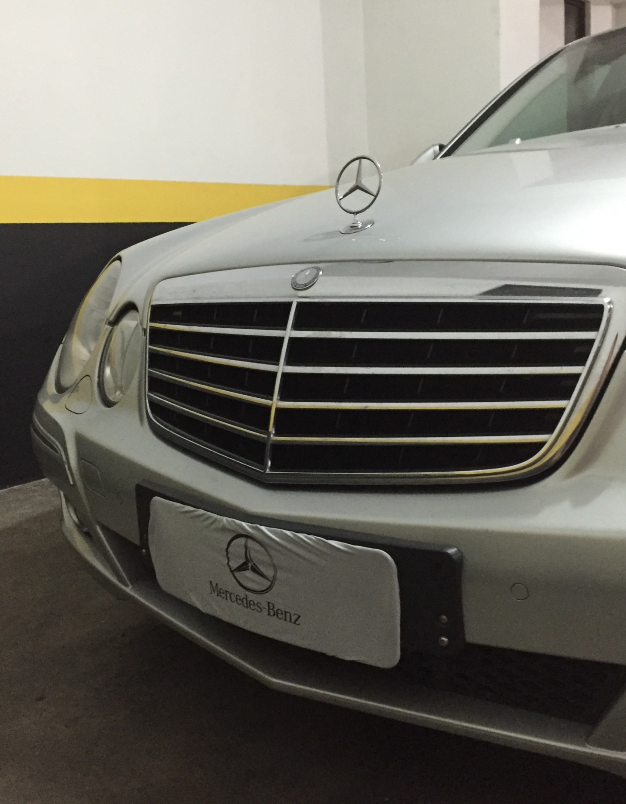 W211 EB4 E500 2009 - R$ 105.000,00 5ds9p0