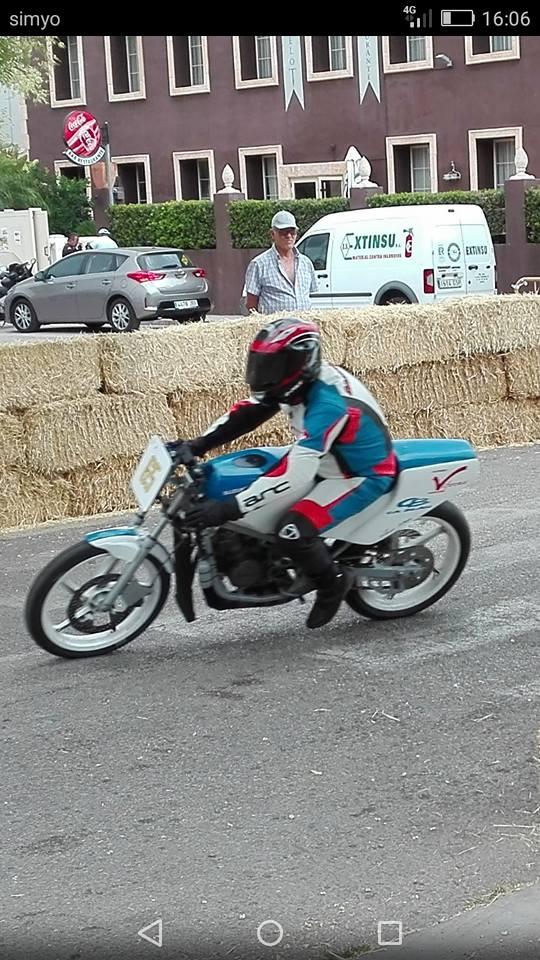 Proyecto Suzuki RG 125 de competición 5yf9tf