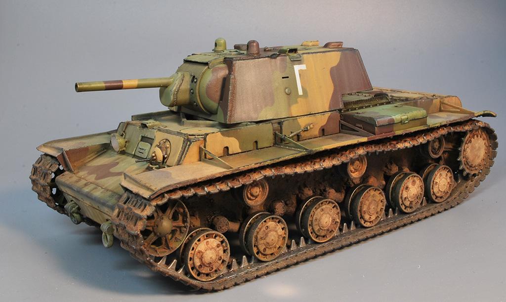 КВ-1 Ленинградский фронт 1942г - Страница 3 65v58j