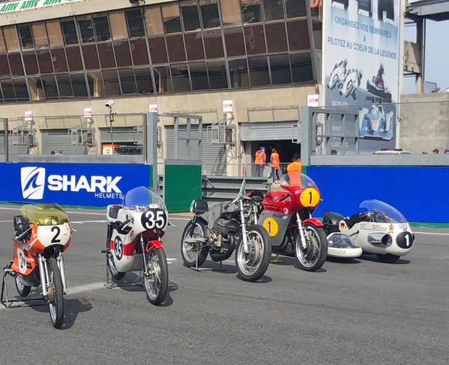 La Ossa Monocasco en Le Mans 50 Años Después 8zifq0