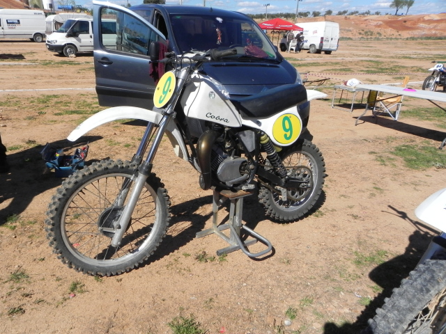 Campeonato Motocross 80cc - 2018 98dnwm
