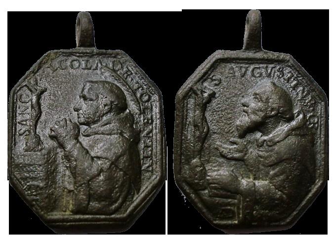 San Nicolás de Tolentino / San Agustín 9pqhdz