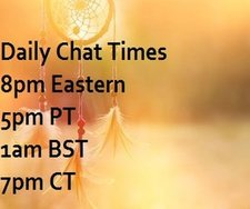 Thursday May 31st - Free Readings All  Evening In Chat 9tpt39