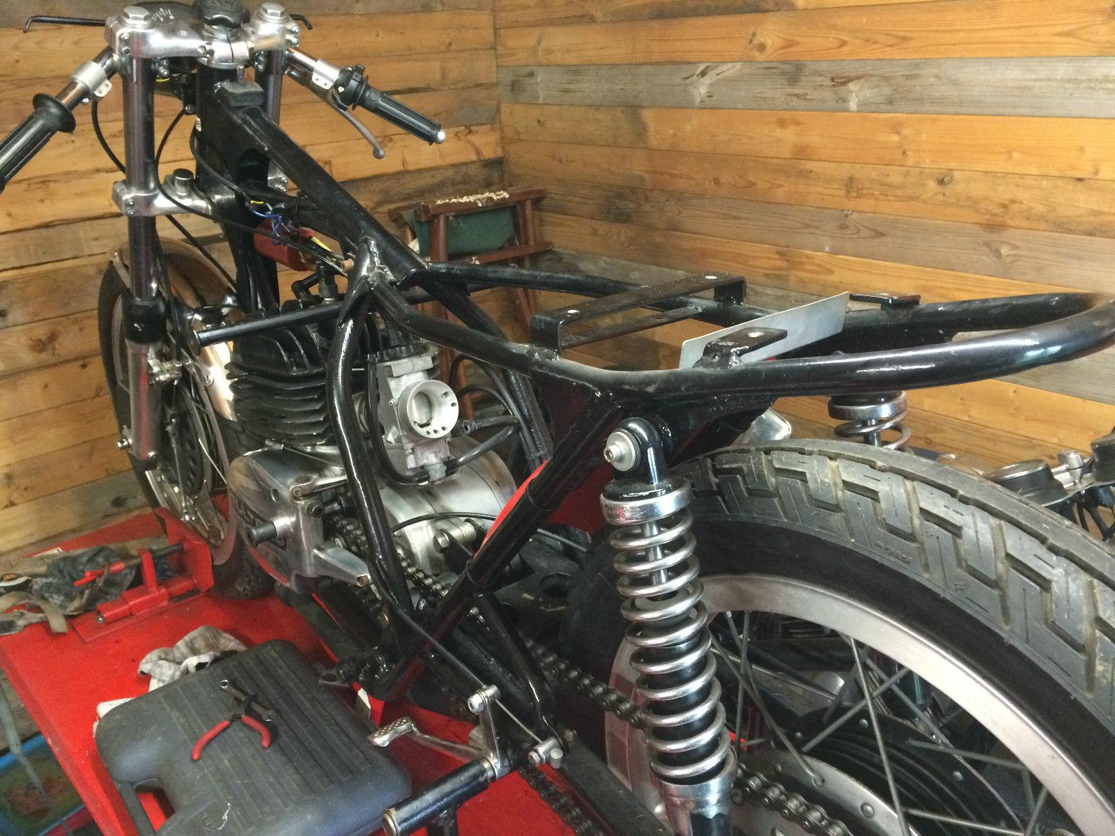 Replica Bultaco TSS 350 - 1967 Ama7tz