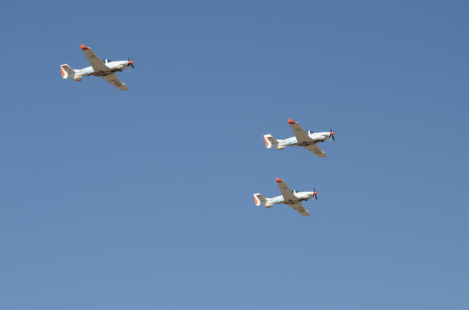 104to. aniversario de Fuerza Aérea Argentina Avli4n