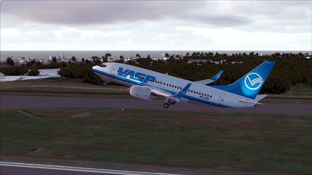 Boeing 737-700 Vasp B8kdqr