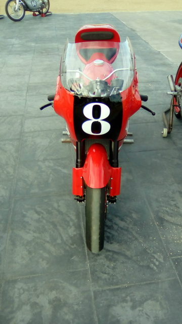 Replica Derbi 125 Moto Herna D4078